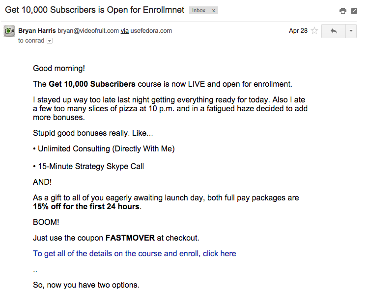 7 Unbelievable Product Launch Emails Tried And Tested Templates
