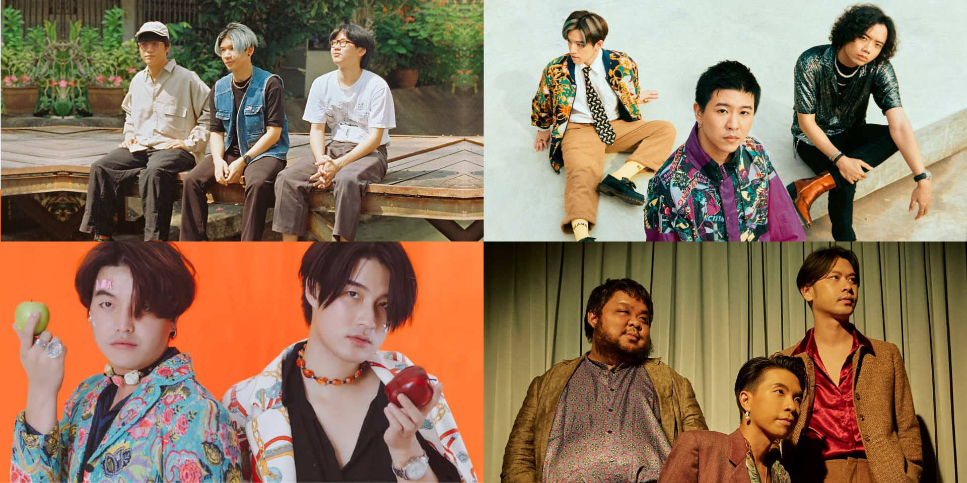 11 Thai indie acts to check out featuring Safeplanet, Tilly Birds, Polycat, Anatomy Rabbit, and more