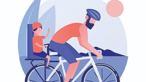 Représentation de la formation : FORMATION RISQUES ROUTIERS - Conduite en vélo, les bonnes pratiques - 1 jour - Présentiel