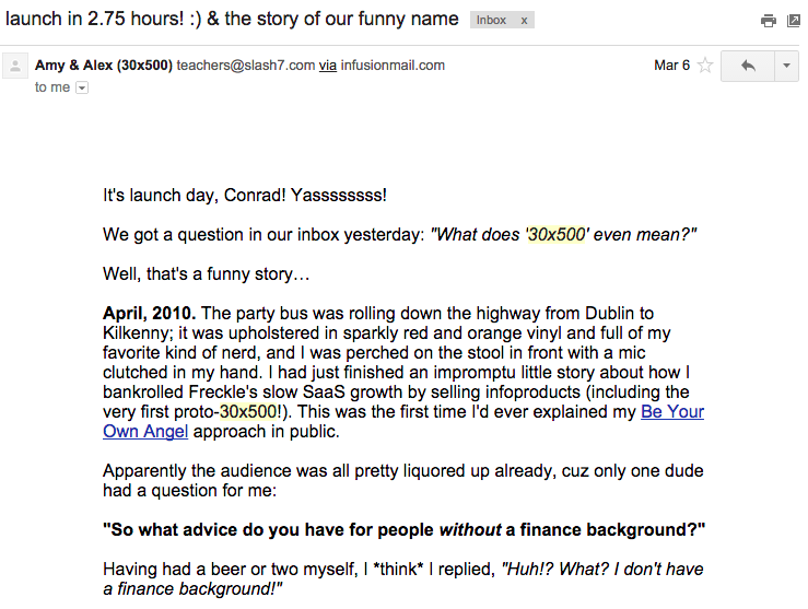 7 Unbelievable Product Launch Emails Tried And Tested