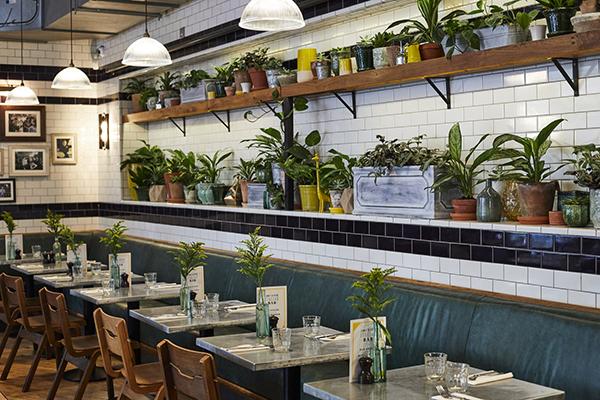 Jamie's Italian, Covent Garden