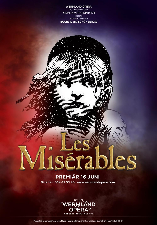 Les Misérables Poster (High resolution)