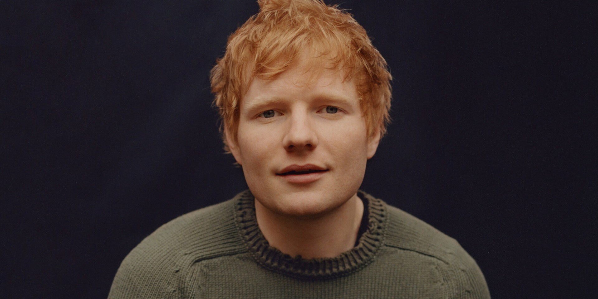 Here's how you can watch Ed Sheeran's special performance on Philippine TV this weekend