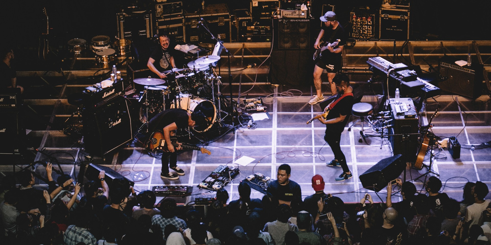Japanese band toe launch Music Unites Against COVID-19 for the benefit of music venues affected by pandemic