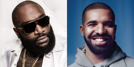 Rick Ross releases 'Gold Roses' featuring Drake – listen