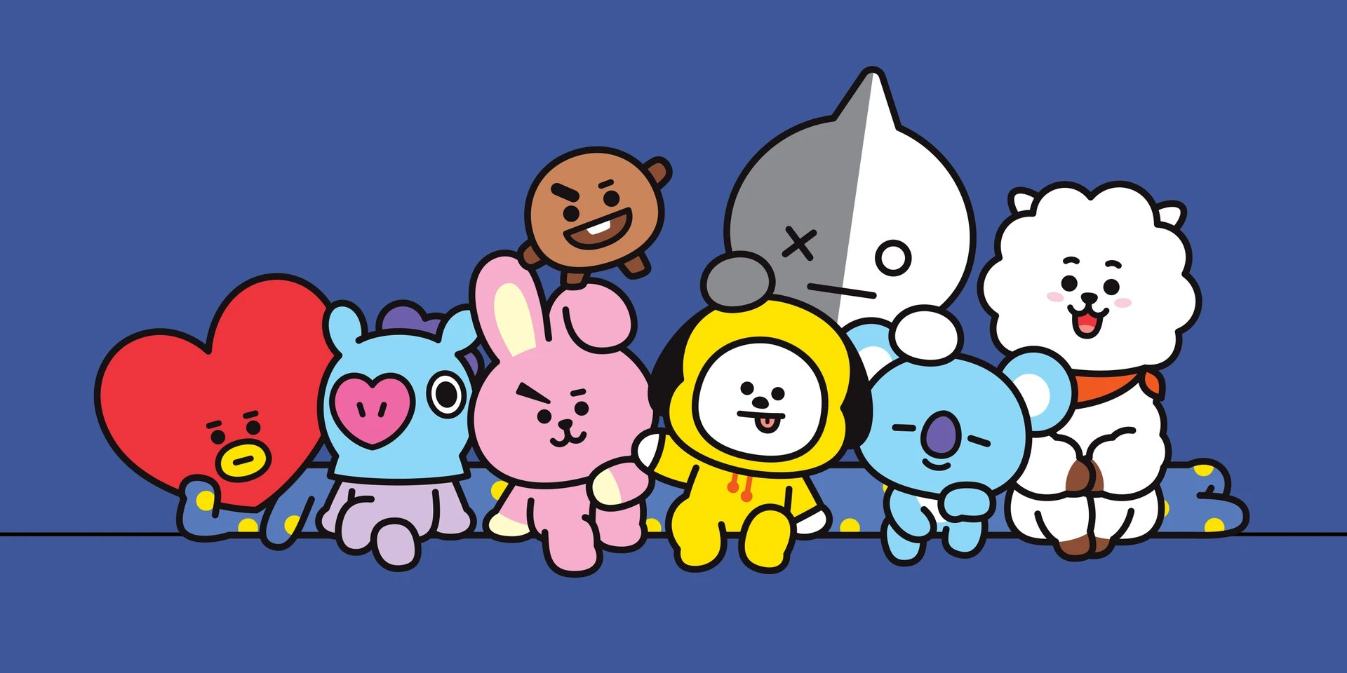LINE FRIENDS to release BT21 Tamagotchi later this year