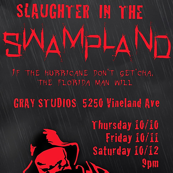 Dad Jeans Presents: Slaughter in the Swampland Image