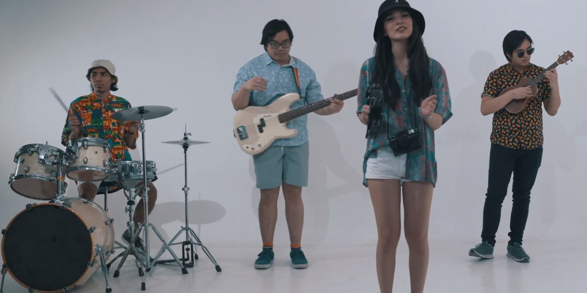 Garage Morning show off their fun side with 'Steps' music video – watch