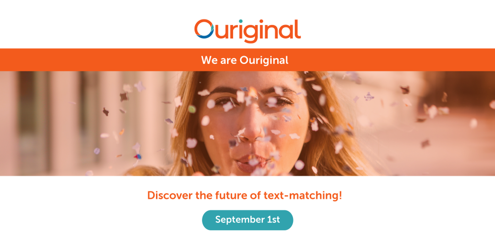 Announcing Ouriginal