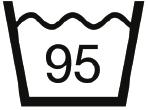 95°C Normalwaschgang