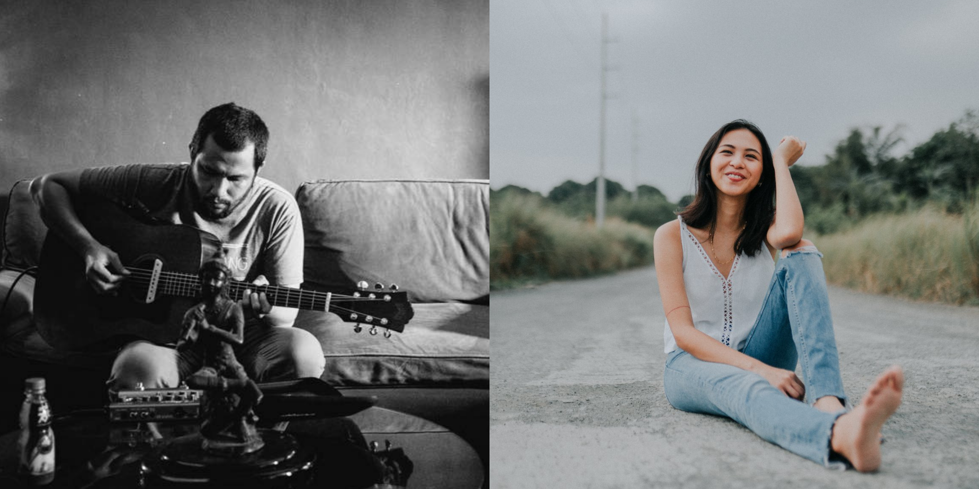 It's the Right Time for another Johnoy Danao and Clara Benin collaboration