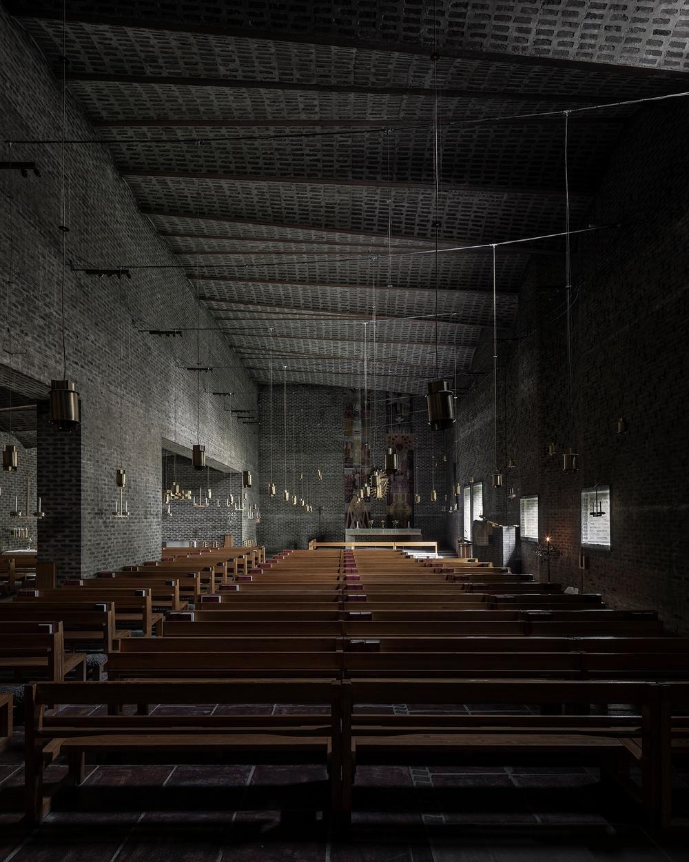 St Mark's Church, Björkhagen.