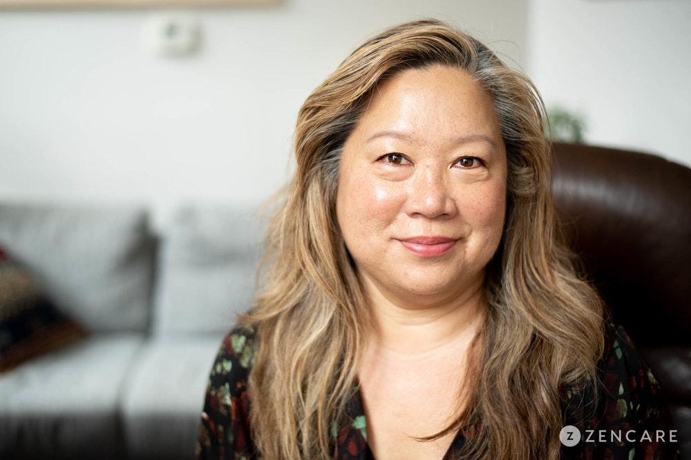 Asian Women Managing Anxiety Group