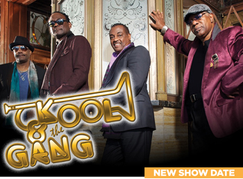 IAH- Kool & The Gang, August 23, 2018, gates 5pm