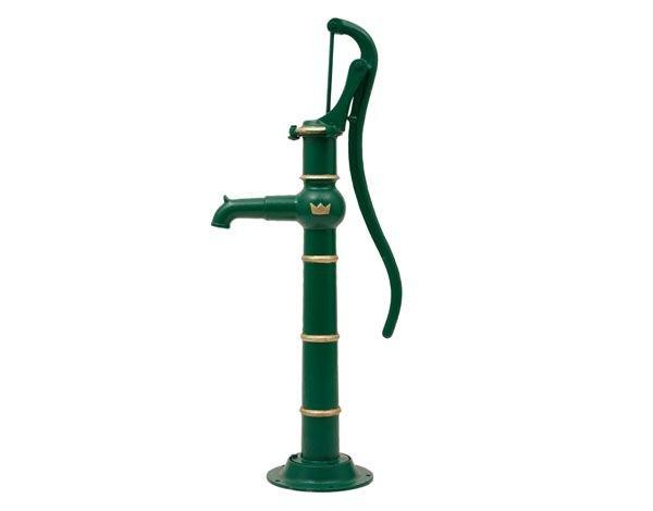 Gårdspumpe uten pumpesylinder (kun for dekor)