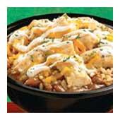 Popeye's Big Easy Chicken Bowl