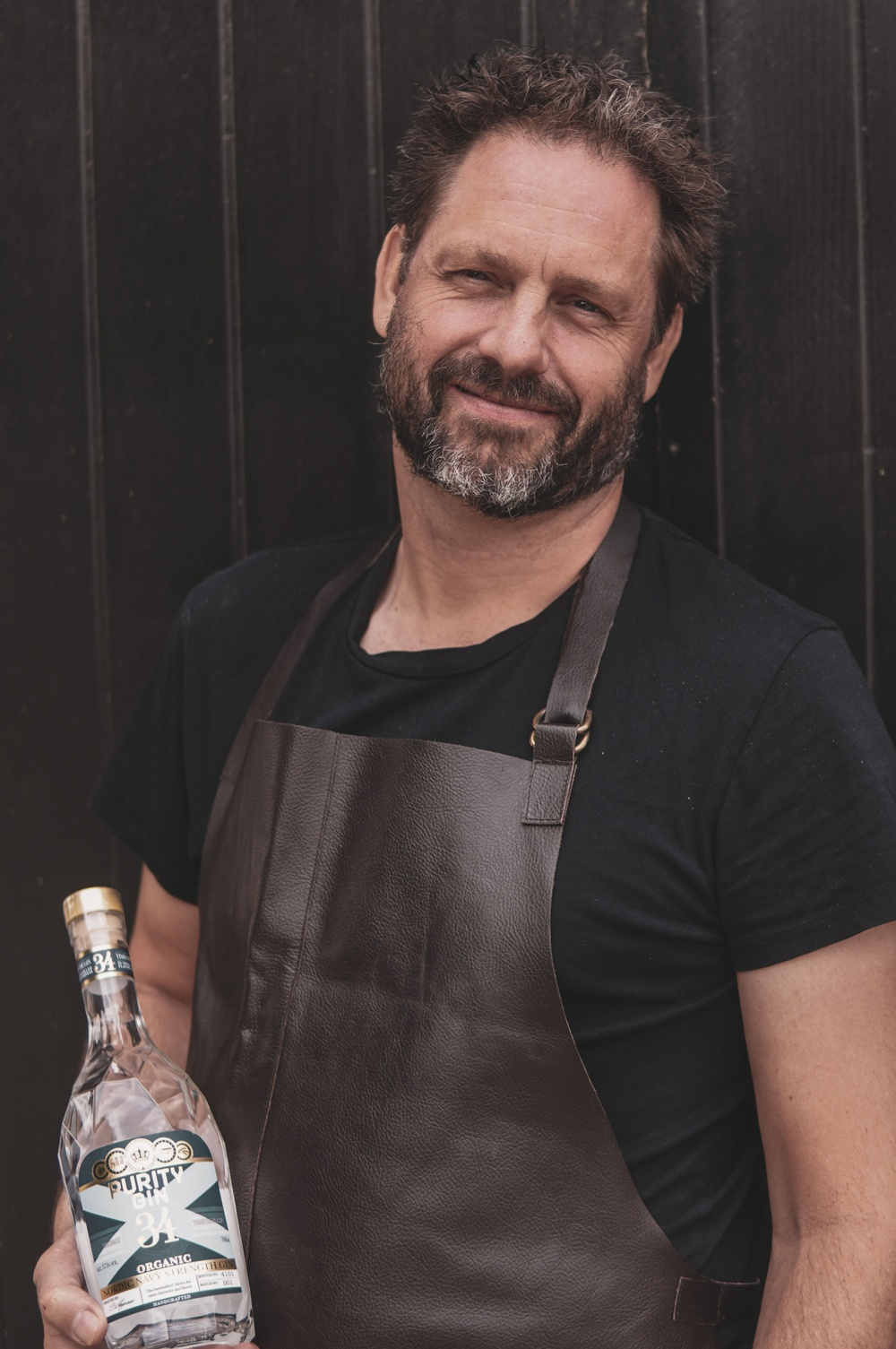 Mathias Tonnesson, Master Blender Purity Distillery