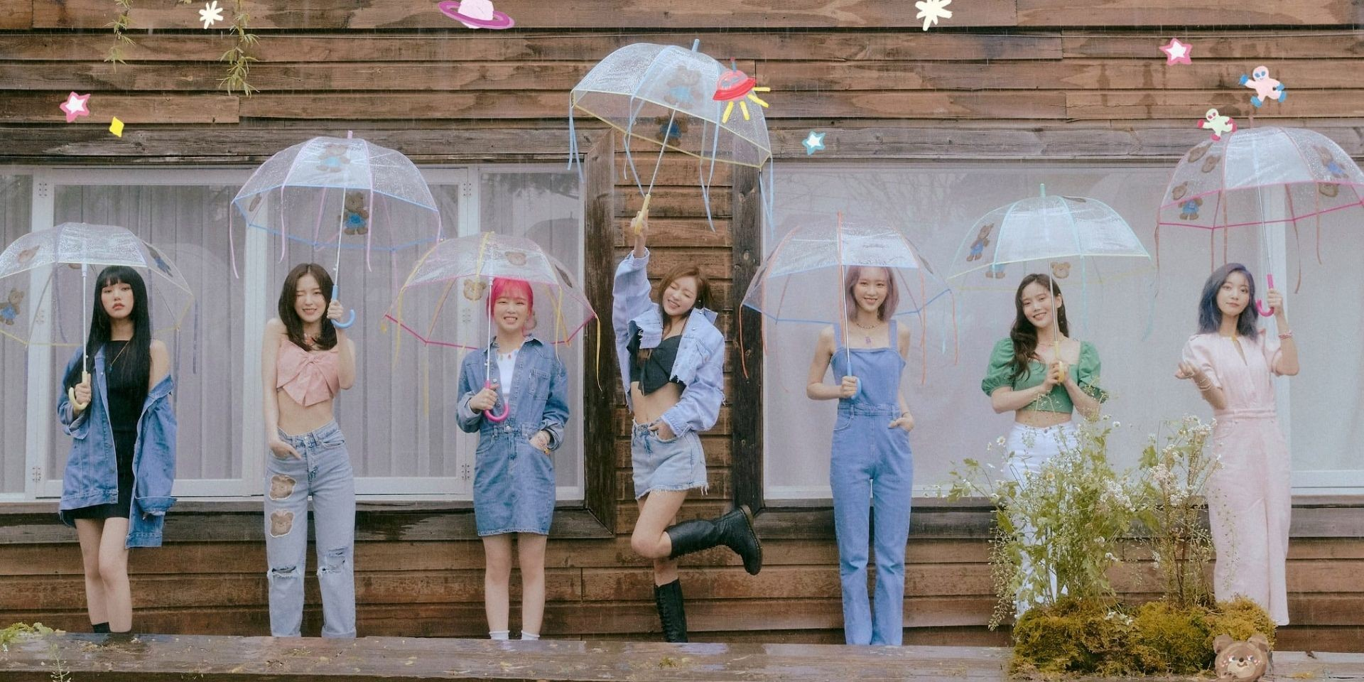 Oh My Girl party it up in video for new single 'Dun Dun Dance' — watch