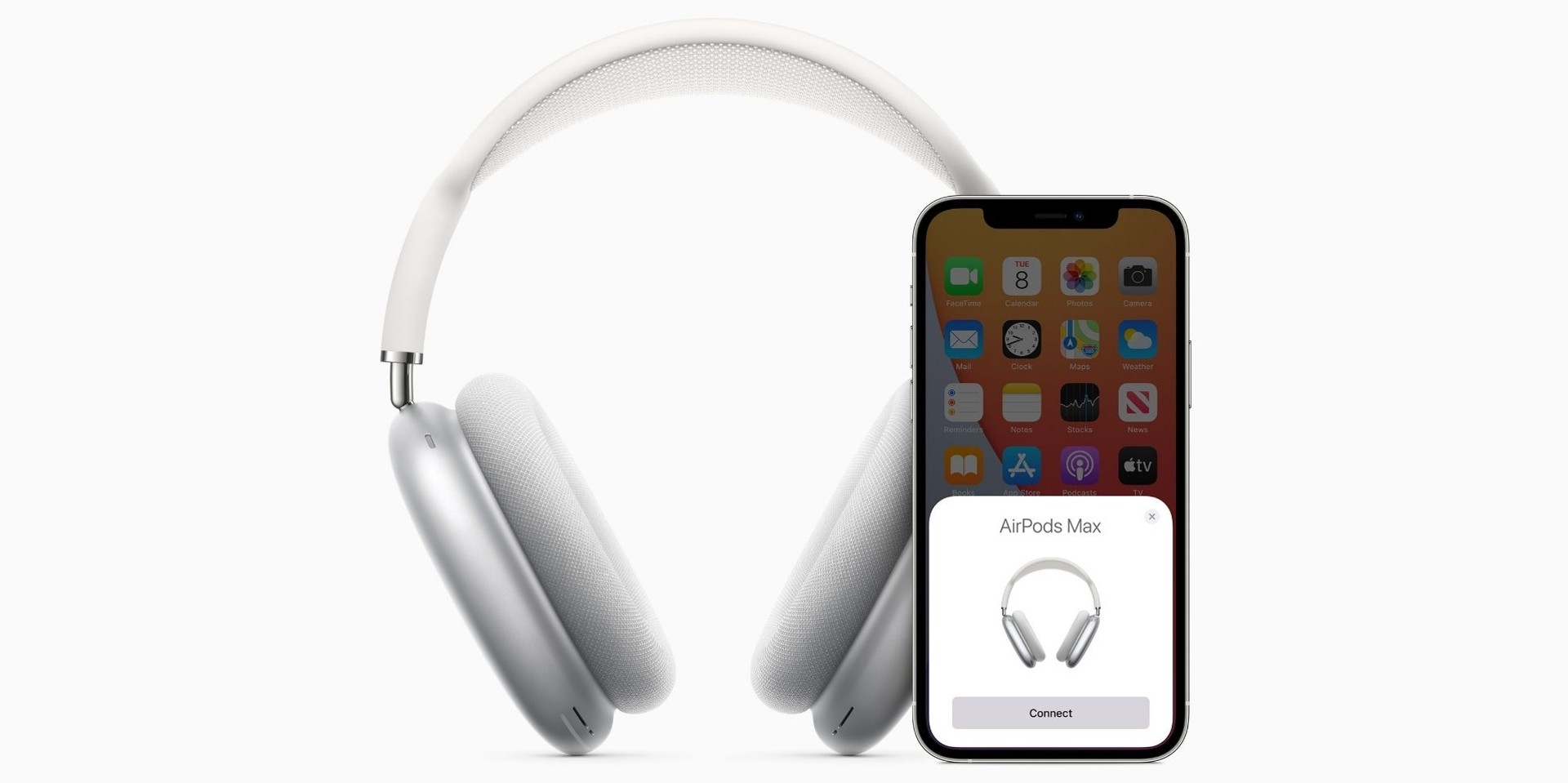 """Apple launches new AirPods Max, over-ear headphones """"to wirelessly deliver the ultimate personal listening experience"""""""