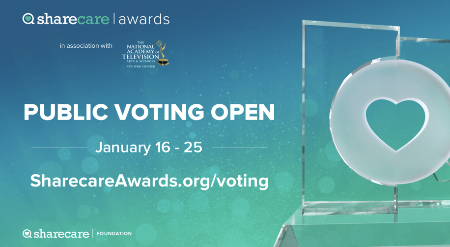 Sharecare Awards Polls Open