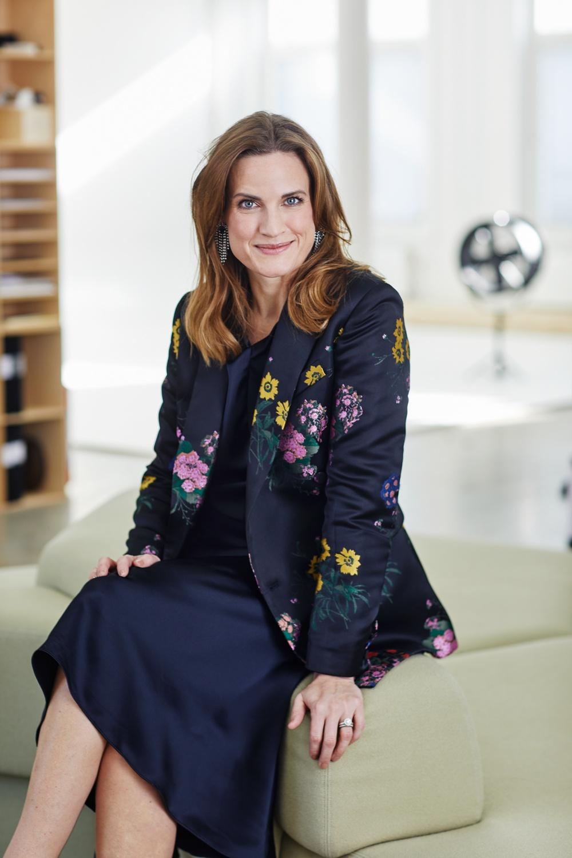 Författarporträtt: Jenny Segergren  Foto: Åsa Siller