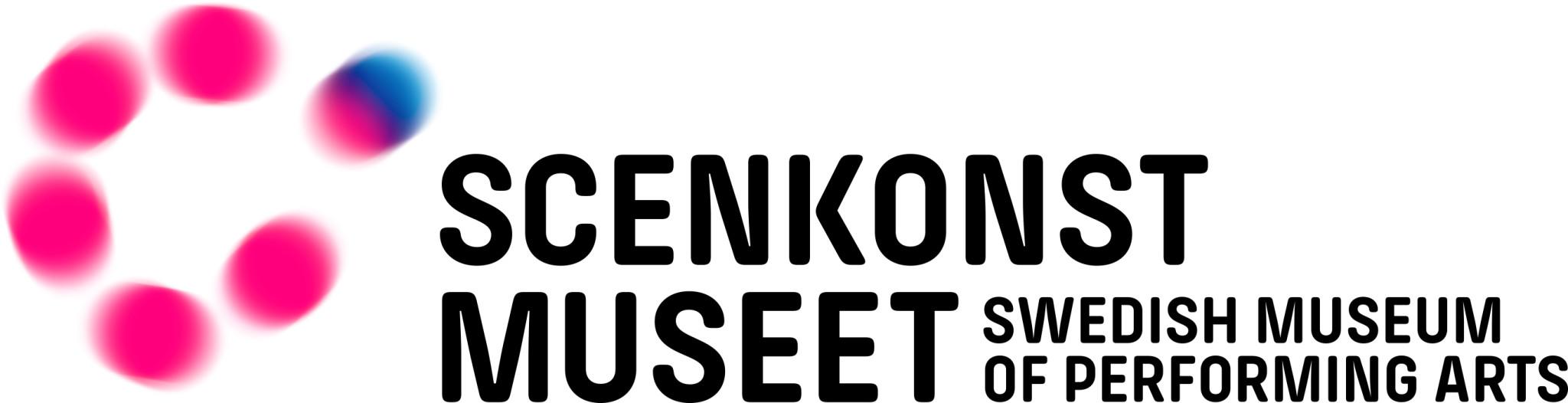 Scenkonstmuseet logo