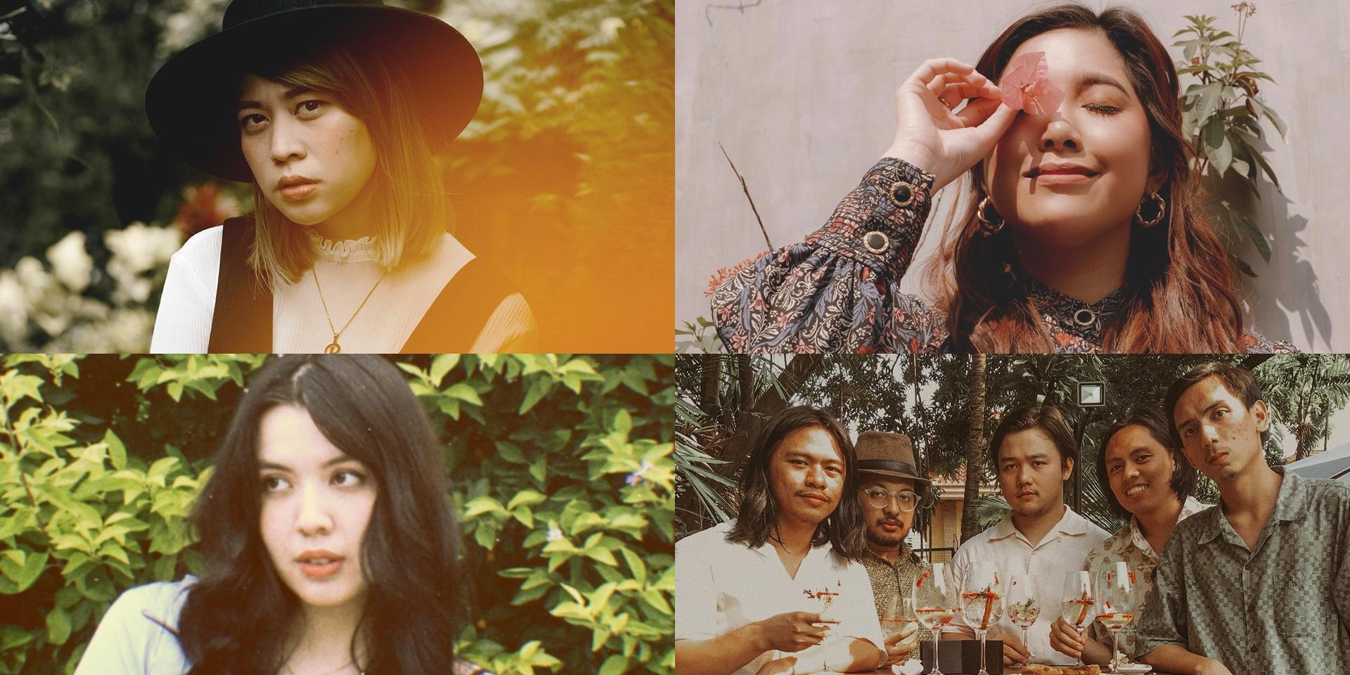 Moira Dela Torre, St. Wolf, Reese Lansangan, Eliza Marie, Flu, and more release new music – listen