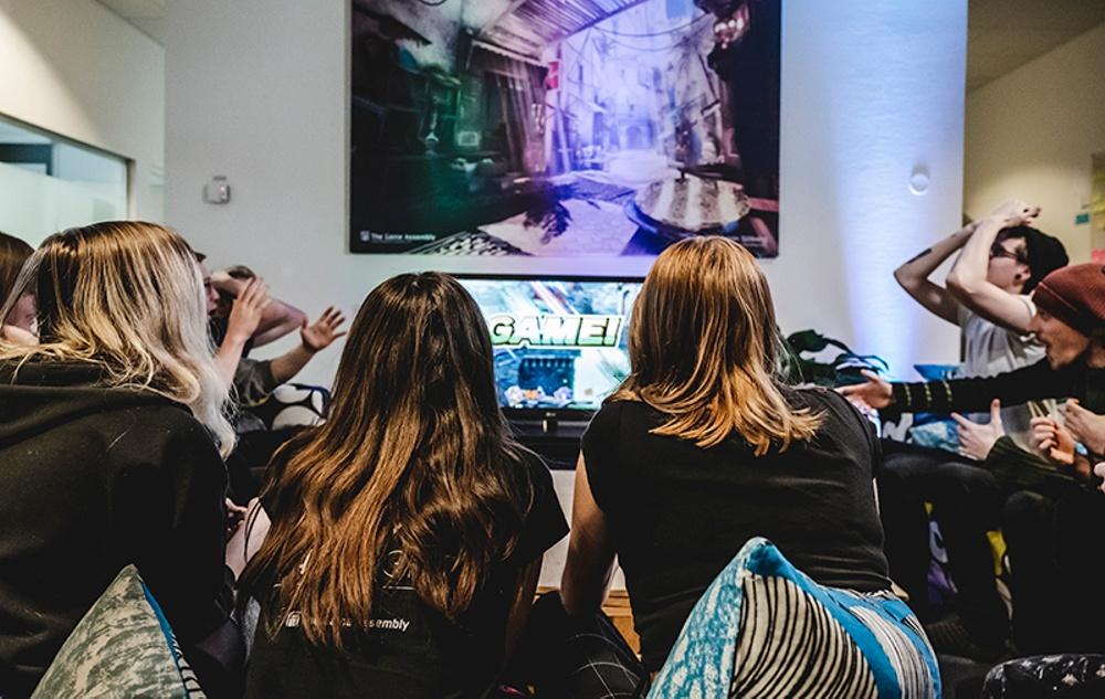 The Game Assemblys yrkeshögskoleutbildningar blir tillgängliga för fler