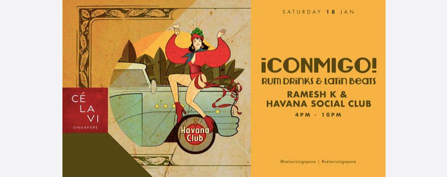 ¡Conmigo! Feat. Havana Social Club