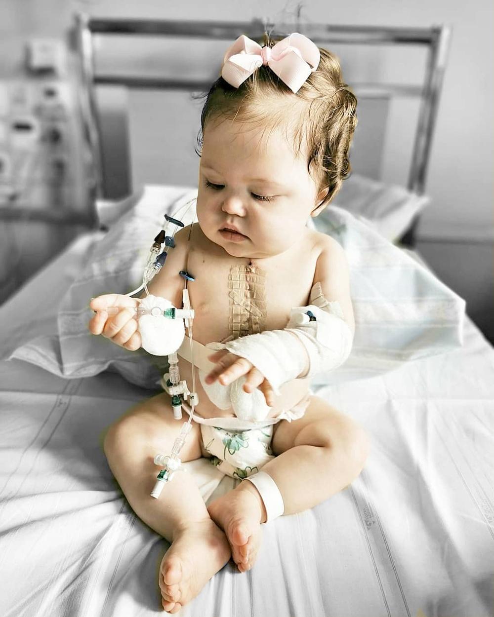 Hjärtebarnet Hailey