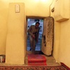 Tomb of Esther and Mordechai, Interior, Entrance [4] (Hamadan, Iran, 2011)