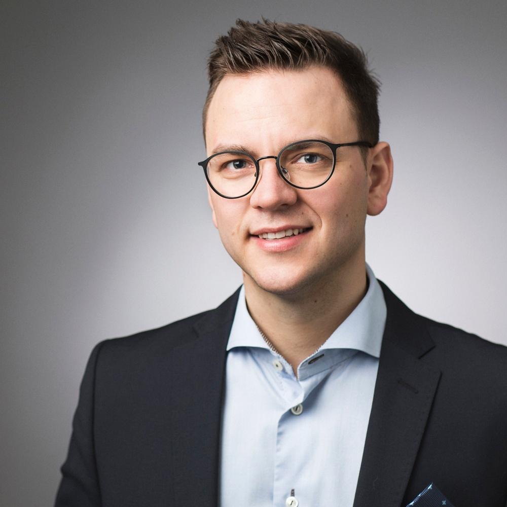 David Brndusic tf VD Almi Kronoberg