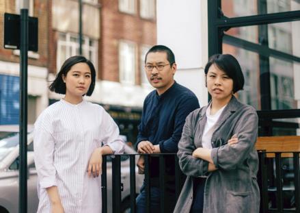 Erchen Chang, Shing Tat Chung, Wai Ting Chung
