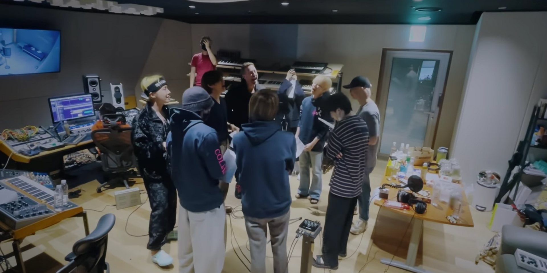 """""""It's like a dream come true."""" Coldplay and BTS take fans 'Inside My Universe' – watch the new mini-documentary"""