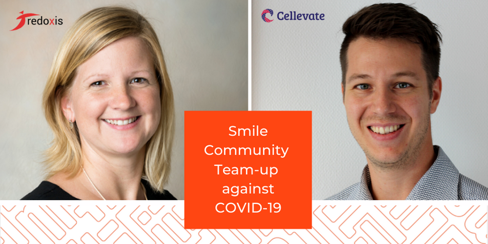 Redoxis and Cellevate team up again, this time to fight COVID-19