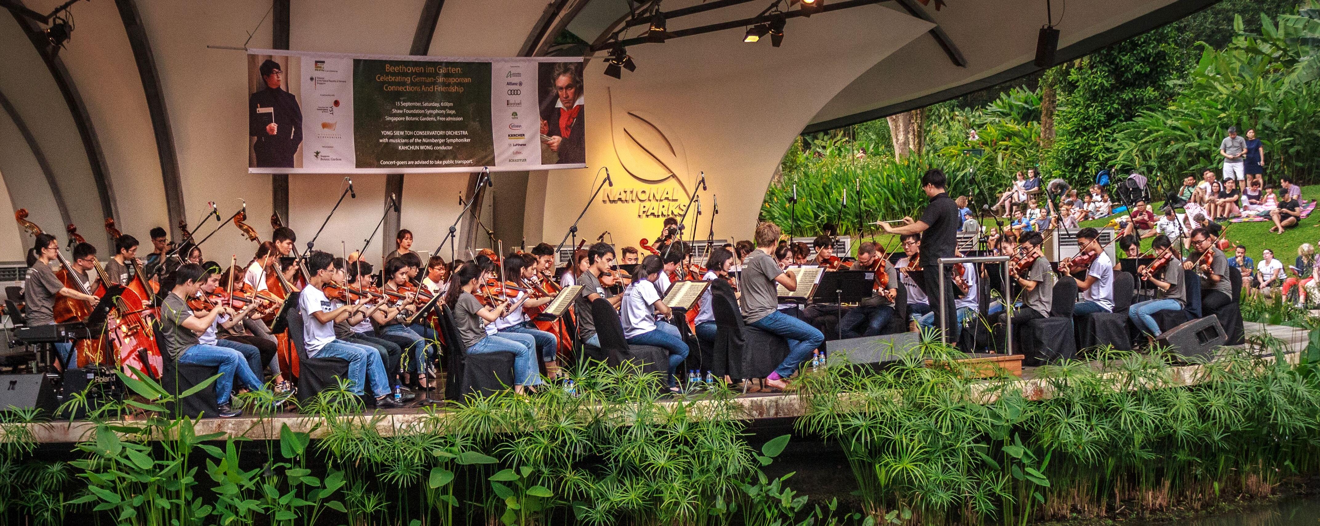 Beethoven im Garten 2019