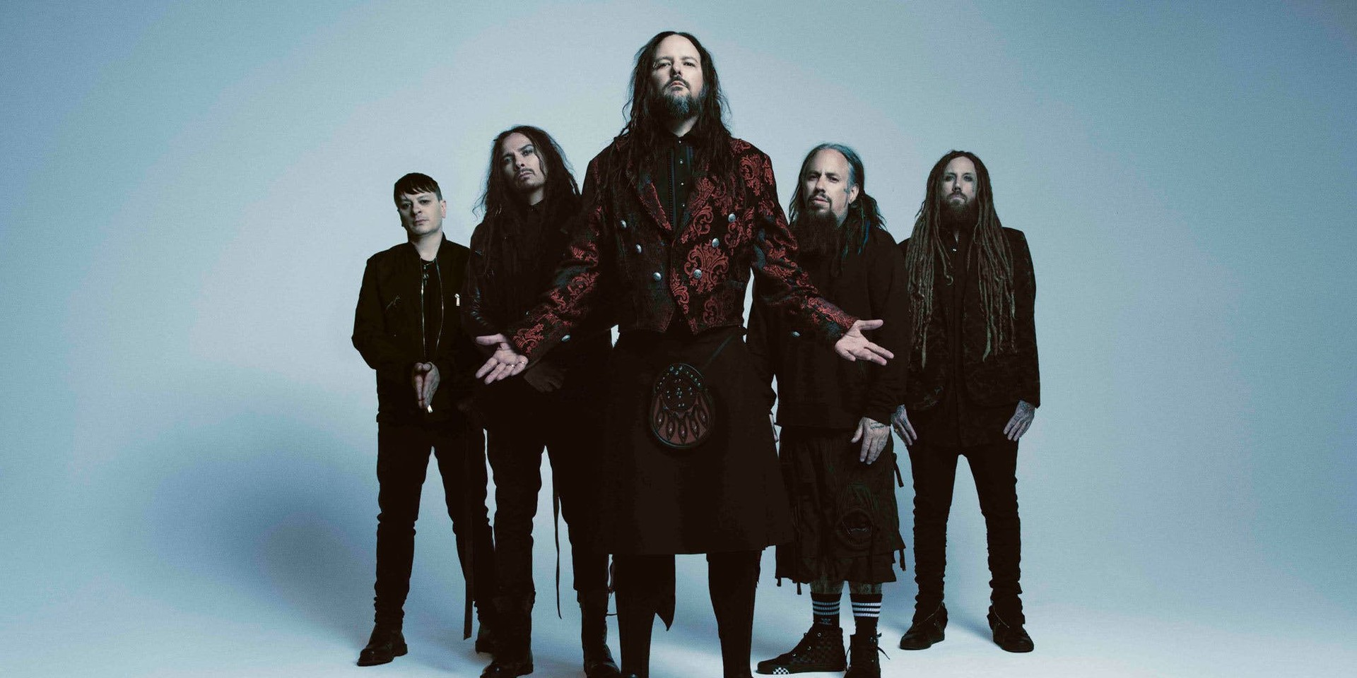 Korn's 13th album, The Nothing, is out now
