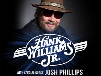 IAH- HANK WILLIAMS JR, June 9, 2018, gates 5pm