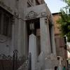 Facade 2, Shaar Hashamayim (Adly St) Synagogue, Cairo, Egypt. Joshua Shamsi, 2017.