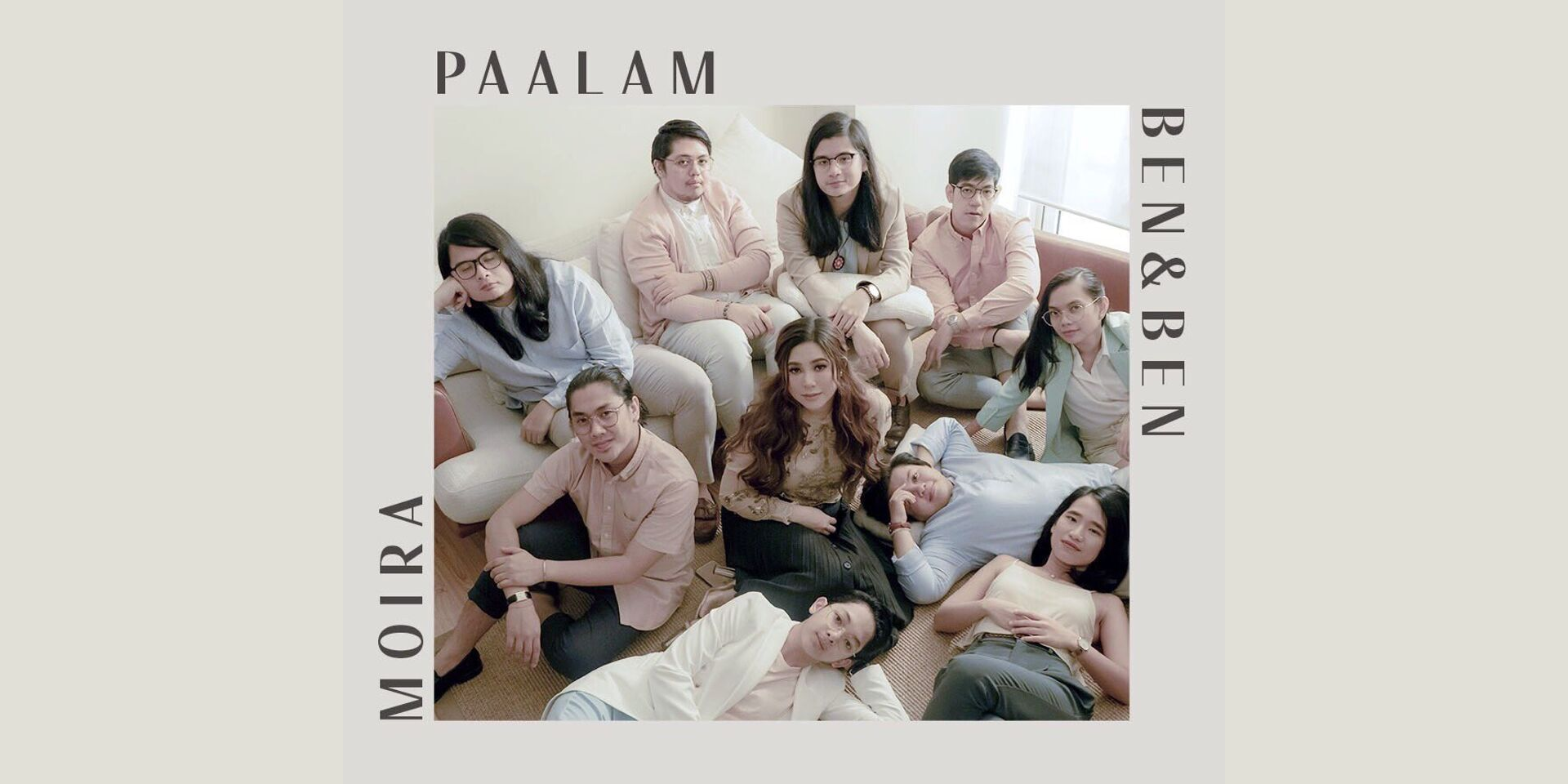 Ben&Ben and Moira share first collaboration, 'Paalam' – listen