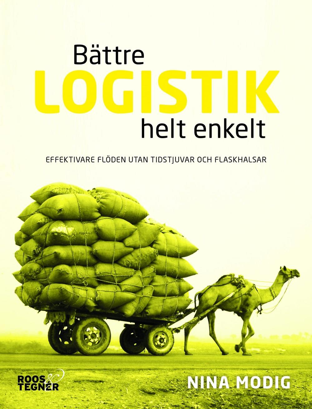 Bokomslag: Bättre logistik helt enkelt