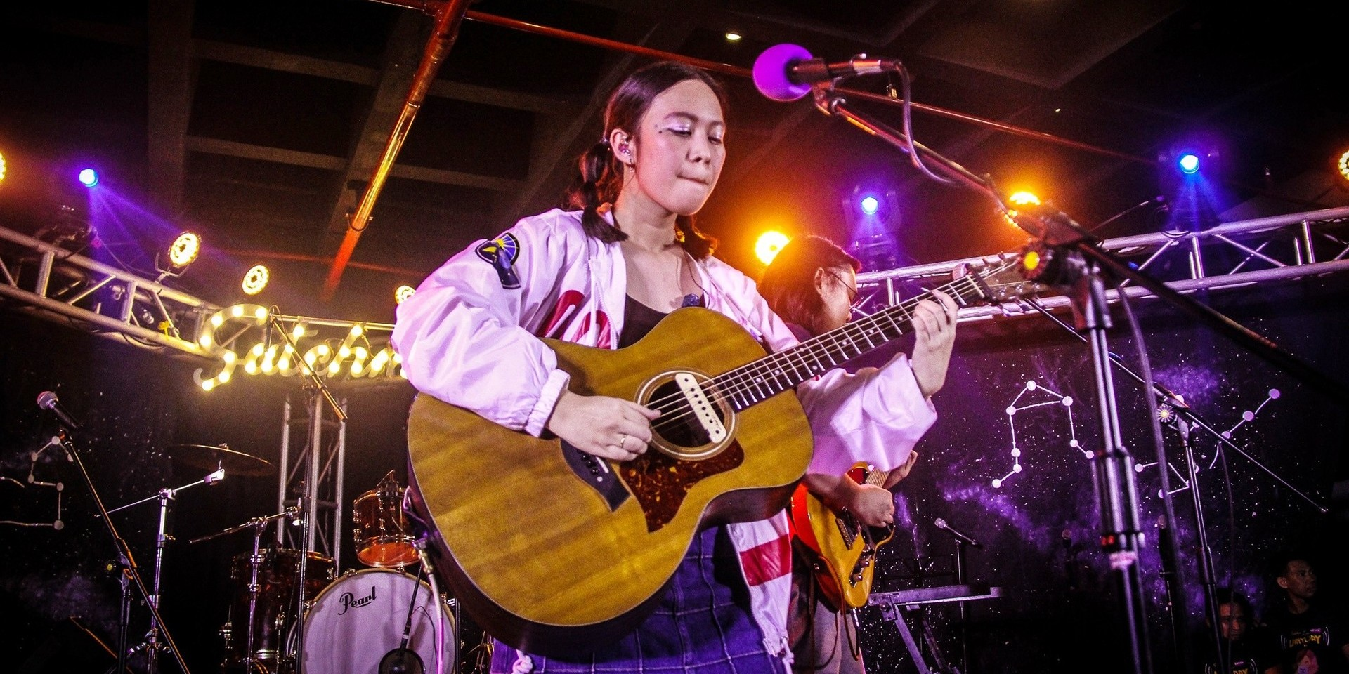 Filipina singer-songwriter Reese Lansangan's 'A Song About Space' is the soundtrack to NASA's new campaign #LaunchAmerica