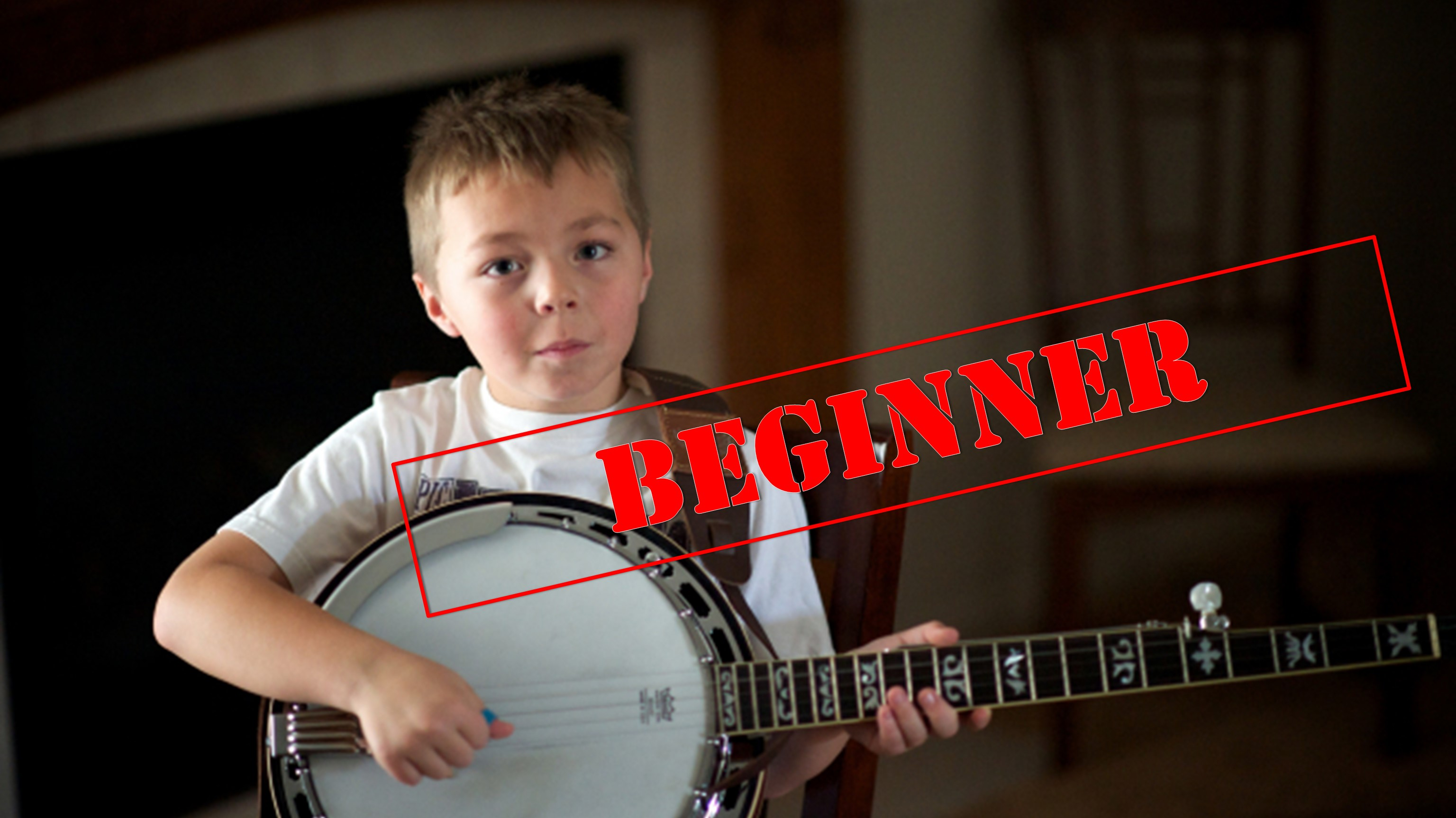 Banjo for Beginners! (4 or 5 String) | Small Online Class for Ages 9-14 |  Outschool
