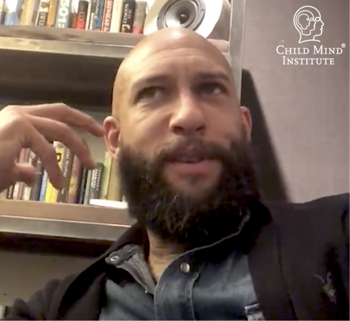 Tim Howard Shares Words Of Encouragement For Children With Tourette Syndrome