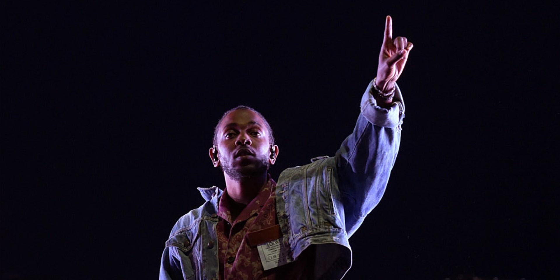 Kendrick Lamar has the longest-charting hip-hop album of all time