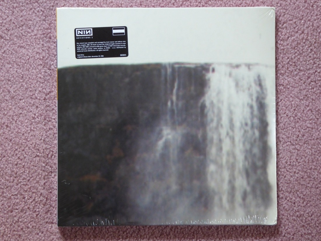 Nine Inch Nails The Fragile: Deviations 1 2017 Limited Edition ...