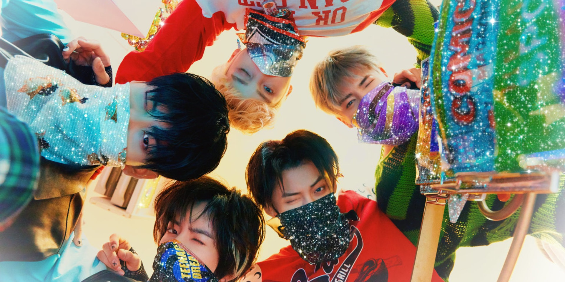 TXT to drop remix of '0X1=LOVESONG (I Know I Love You)' featuring MOD SUN - listen