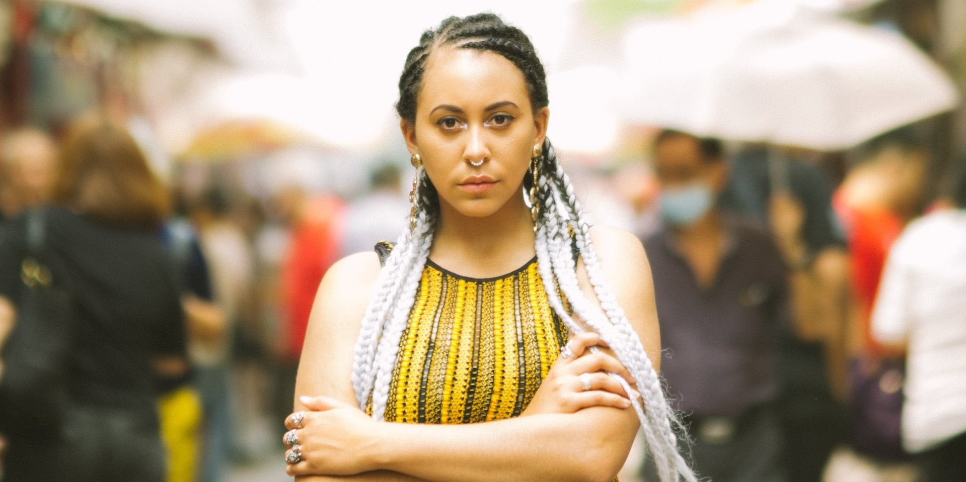"""""""I'm allowing my ego to come out more in my music"""": An interview with Jamilla"""