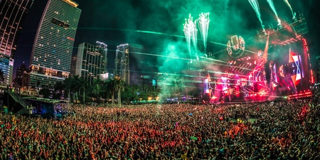 Ultra Music Festival issued cease and desist letter