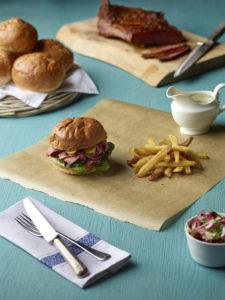Speciality Breads burger bun